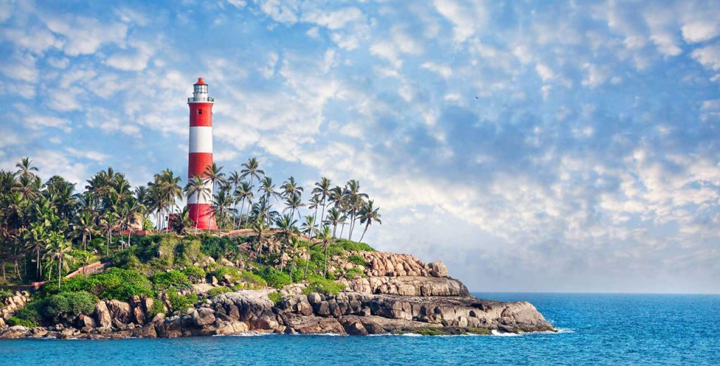 Kerala Coastal tour with Kanyakumari