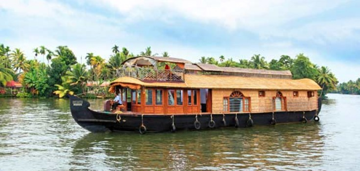 Spice Route Houseboats