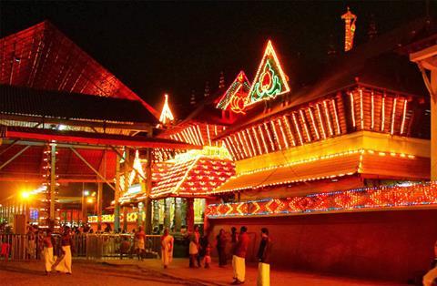 Kerala with Guruvayur