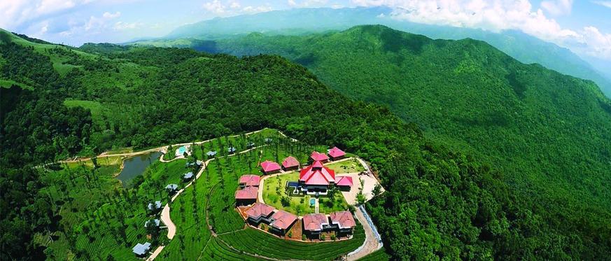 Destination holiday in Kerala