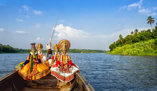 luxury kerala tour package