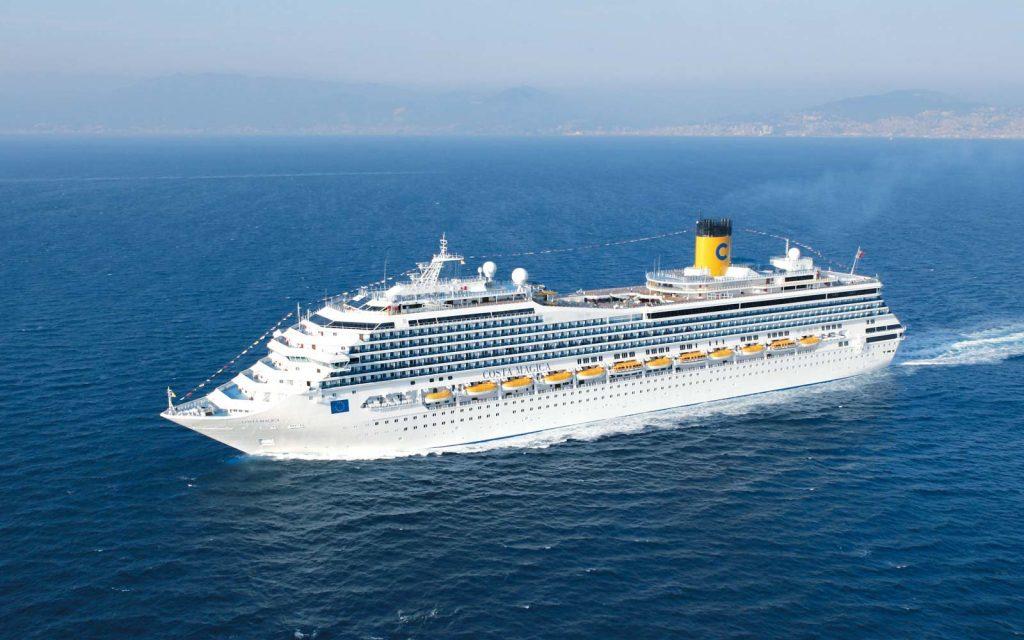 Cochin to Maldives Cruise