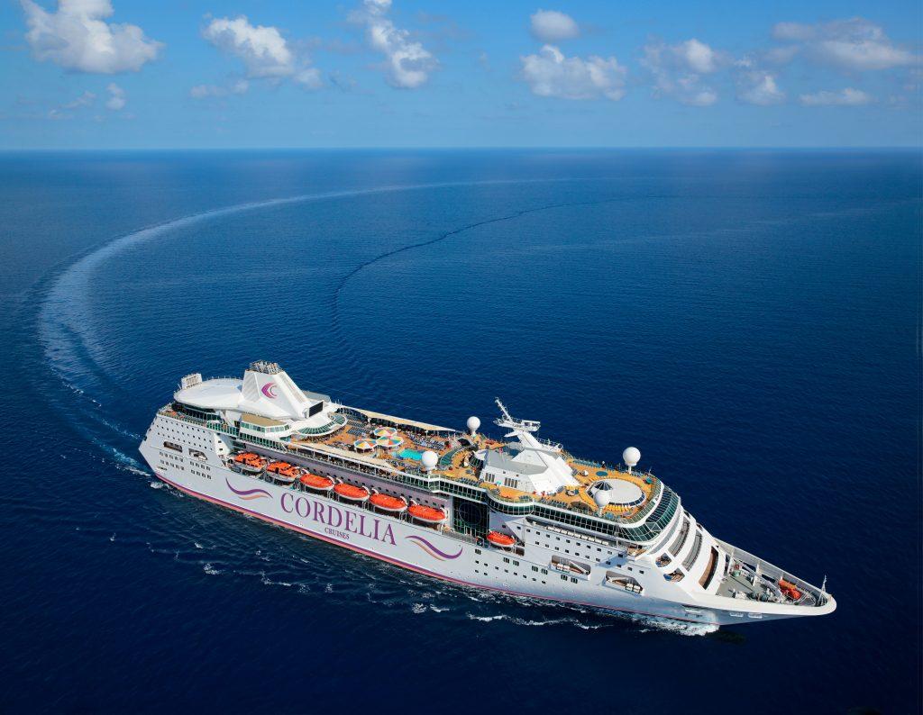 Cochin to Lakshadweep Cruise